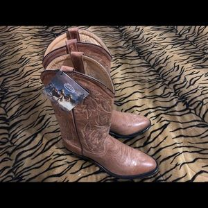 Women's Old West boots size 7.5